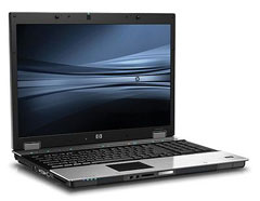 HP mobile Workstation 8730w