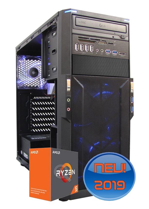 VIDEOSTATION®  Montaña   AMD ECO Primera HSS 6 Kerne - (Modell 2021) Abbildung kann abweichen.