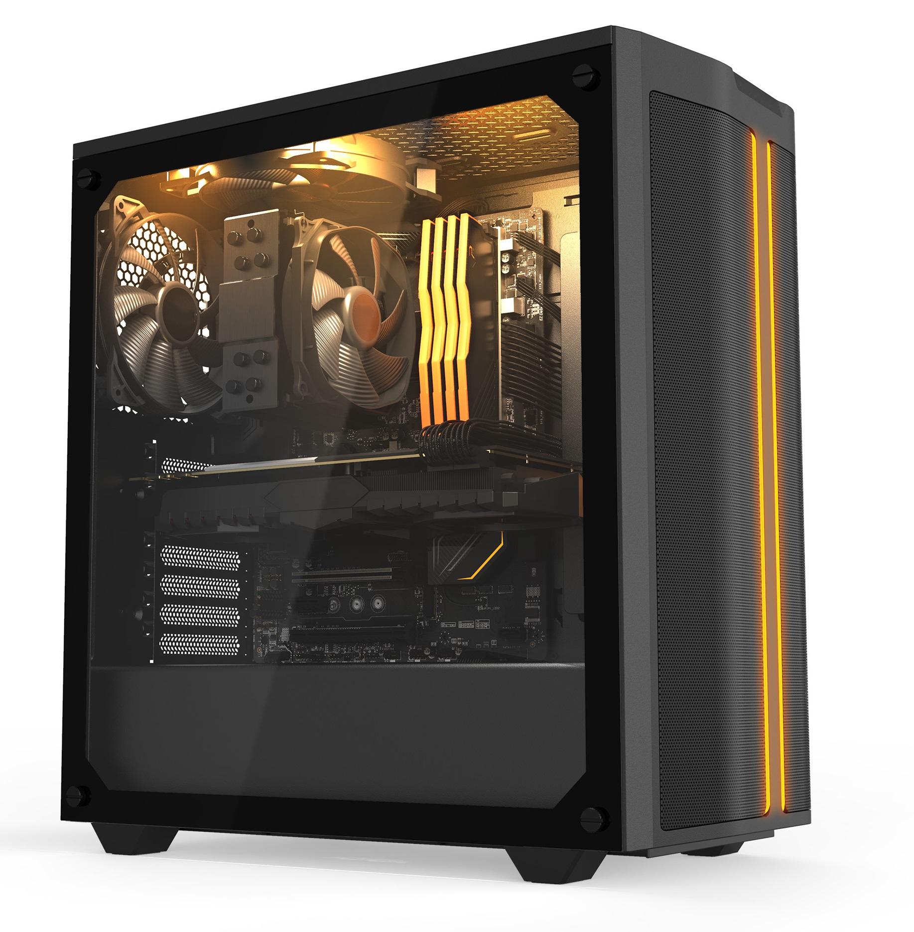 VIDEOSTATION® Gran Montaña  AMD HSS 16 Kerne - (Modell 2022) Abbildung kann abweichen.