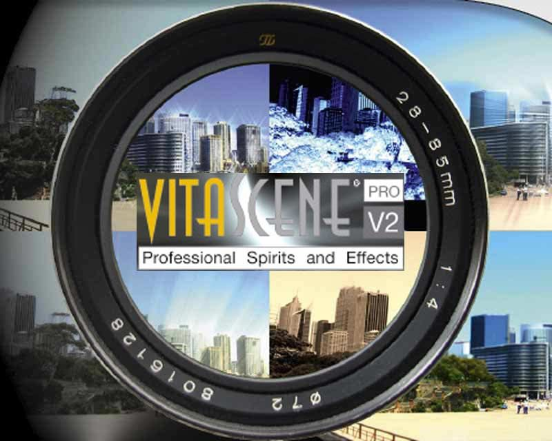 VIDEOSTATION mit Vitascene Pro V2