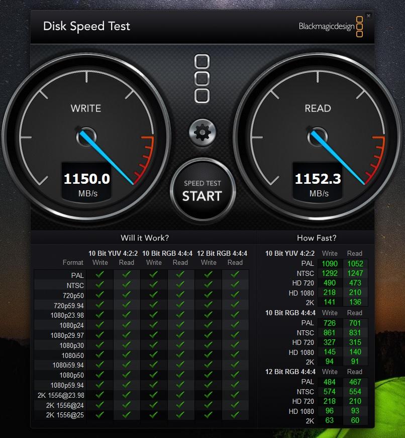 videotation                                 speedtest raid 0